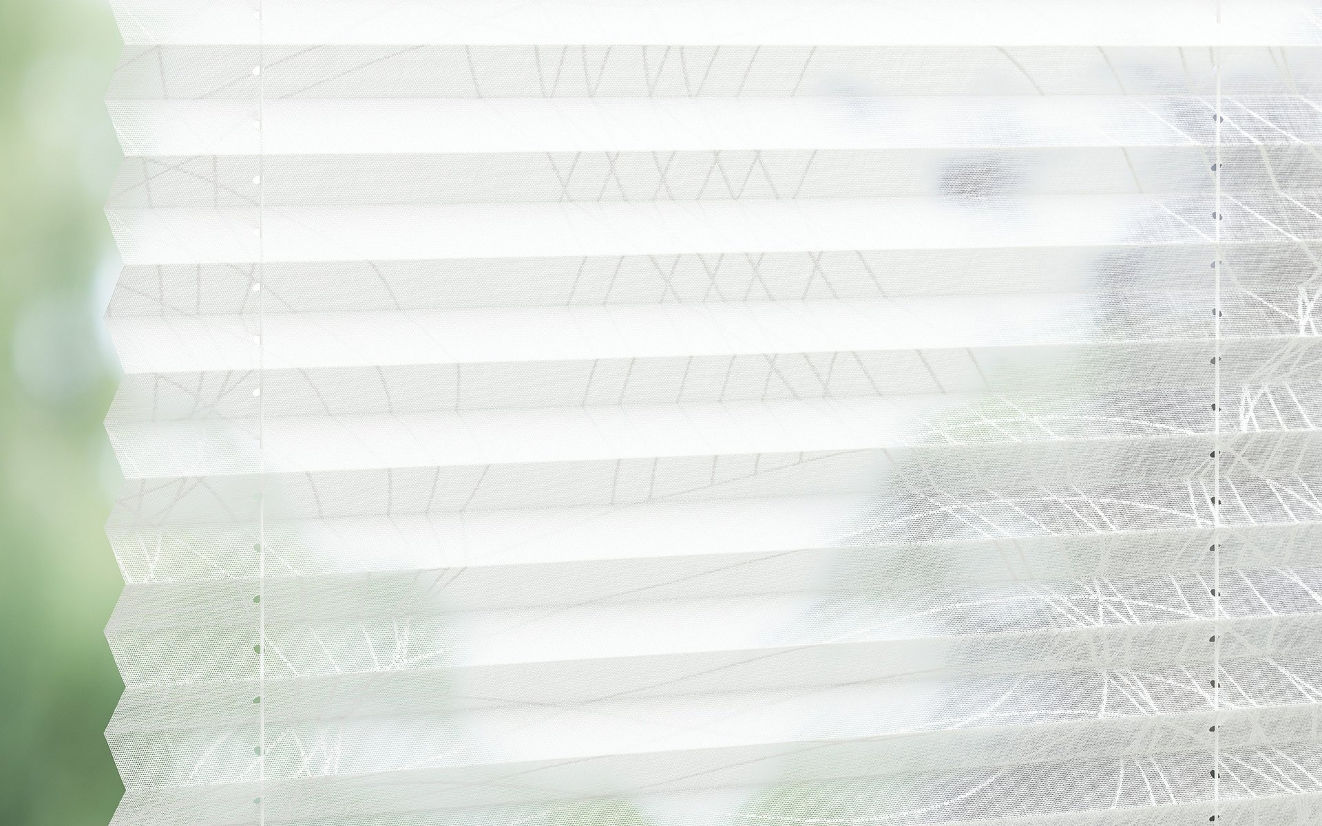 Plissé Shades - O.a top-down/bottom-up - Luxaflex®