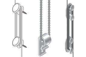 Fonctionnement par cordon et par chaînette