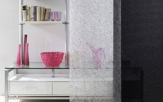 stilvolle moderne raumteiler definieren wohnbereich, flächenvorhänge, Design ideen