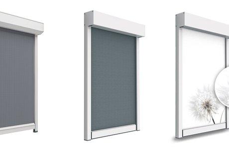 Vertica Screen, Beaufort® en Beaufort® verduistering, Beaufort® Screen Expressions
