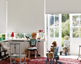 Luxaflex Children's blinds